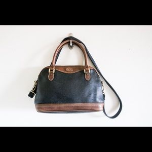 Vintage 90s Liz Claiborne purse genuine leather